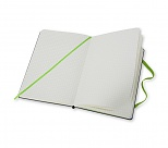 Notes Moleskine Evernote Smart Notebook w kratkę, szary [13 x 21 cm] (Moleskine Evernote Smart Notebook Squared Large Grey)