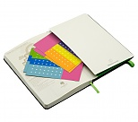 Notes Moleskine Evernote Smart Notebook w kratkę, czarny [13 x 21 cm] (Moleskine Evernote Smart Notebook Squared Large)