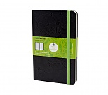 Notes Moleskine Evernote Smart Notebook w linię, czarny [13 x 21 cm] (Moleskine Evernote Smart Notebook Ruled Large)